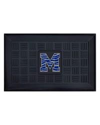 Memphis Medallion Door Mat by