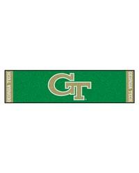 Georgia Tech Putting Green Mat by