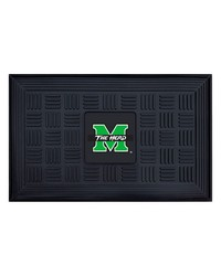 Marshall Medallion Door Mat by