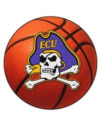 East Carolina Basketball Mat 26 diameter  by