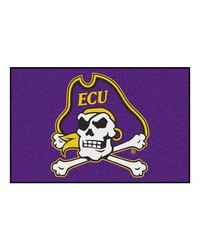 East Carolina Pirates Starter Rug by