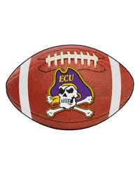 East Carolina Football Rug 22x35 by