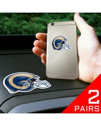 NFL St. Louis Rams Get a Grip 2 Pack by