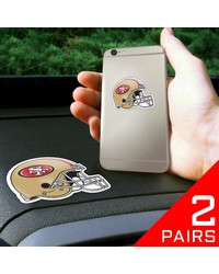 NFL San Francisco 49ers Get a Grip 2 Pack by