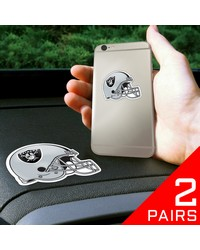 NFL Oakland Raiders Get a Grip 2 Pack by