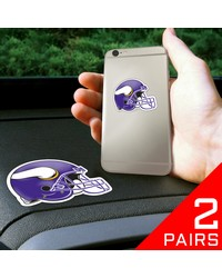 NFL Minnesota Vikings Get a Grip 2 Pack by