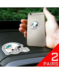 NFL Miami Dolphins Get a Grip 2 Pack by