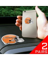 NFL Cleveland Browns Get a Grip 2 Pack by
