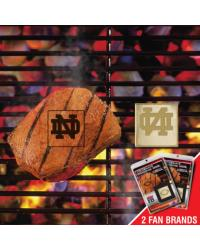 Notre Dame Fanbrand 2 Pack by