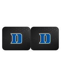 Duke Backseat Utility Mats 2 Pack 14x17 by