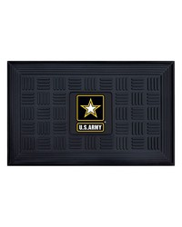 Army Medallion Door Mat by
