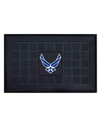 Air Force Medallion Door Mat by