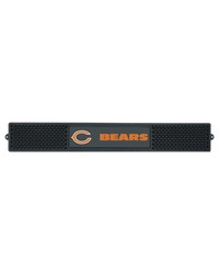 NFL Chicago Bears Drink Mat 3.25x24 by