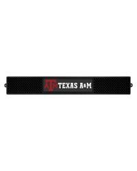 Texas AM Drink Mat 3.25x24 by