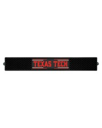 Texas Tech Drink Mat 3.25x24 by