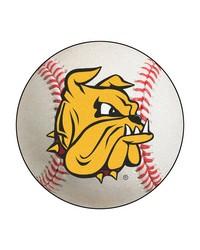 MinnesotaDuluth Baseball Mat 26 diameter  by