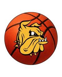 MinnesotaDuluth Basketball Mat 26 diameter  by