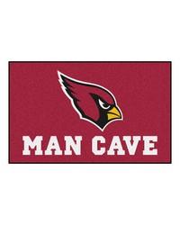NFL Arizona Cardinals Man Cave UltiMat Rug 60x96 by