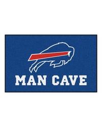 NFL Buffalo Bills Man Cave UltiMat Rug 60x96 by