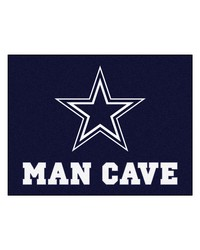 NFL Dallas Cowboys Man Cave AllStar Mat 34x45 by