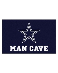 NFL Dallas Cowboys Man Cave UltiMat Rug 60x96 by