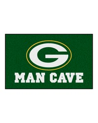 NFL Green Bay Packers Man Cave UltiMat Rug 60x96 by