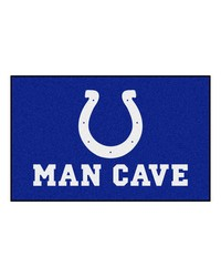 NFL Indianapolis Colts Man Cave UltiMat Rug 60x96 by