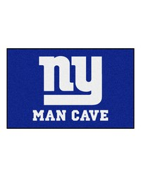 NFL New York Giants Man Cave UltiMat Rug 60x96 by