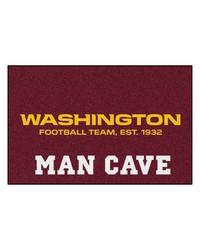 NFL Washington Redskins Man Cave Starter Rug 19x30 by