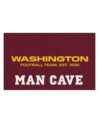 NFL Washington Redskins Man Cave UltiMat Rug 60x96 by