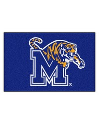Memphis Tigers Starter Rug by