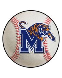 Memphis Baseball Mat 26 diameter  by