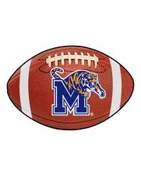 Memphis Football Rug 22x35 by