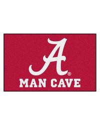 Alabama Man Cave UltiMat Rug 60x96 by