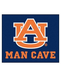 Auburn Man Cave Tailgater Rug 60x72 by