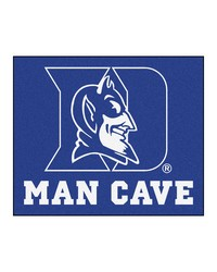 Duke Man Cave Tailgater Rug 60x72 by