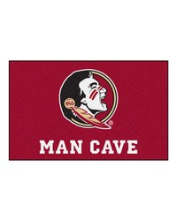 Florida State Man Cave UltiMat Rug 60x96 by