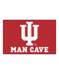 Indiana Man Cave Starter Rug 19x30 by