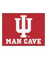 Indiana Man Cave AllStar Mat 34x45 by