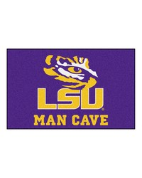 Louisiana State Man Cave UltiMat Rug 60x96 by