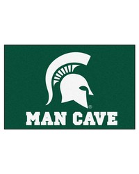 Michigan State Man Cave Starter Rug 19x30 by