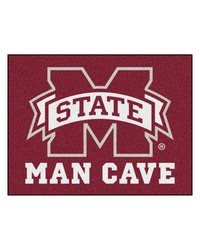 Mississippi State Man Cave AllStar Mat 34x45 by