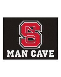 NC State Man Cave AllStar Mat 34x45 by