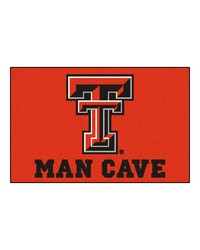 Texas Tech Man Cave Starter Rug 19x30 by