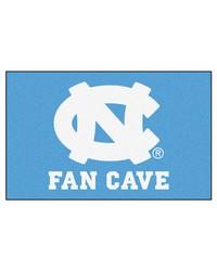 UNC Chapel Hill Fan Cave UltiMat Rug 60x96 by