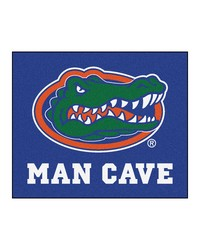 Florida Man Cave Tailgater Rug 60x72 by