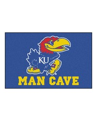Kansas Man Cave Starter Rug 19x30 by