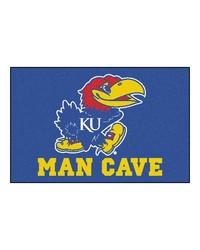 Kansas Man Cave Starter Rug 19x30 by