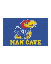 Kansas Man Cave UltiMat Rug 60x96 by