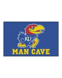Kansas Man Cave UltiMat Rug 60x96 by